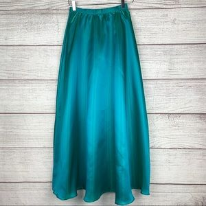 Adrianna Papell Evening Mermaid Maxi Skirt